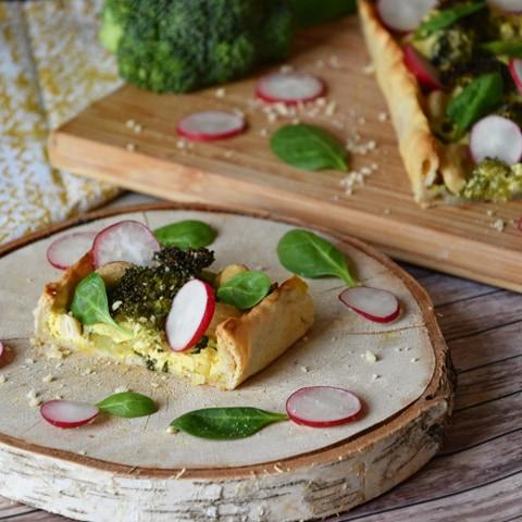 tarte tofu